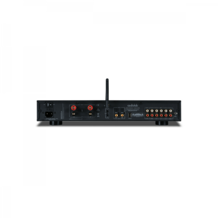 AUDIOLAB 600A STEREO AMPLIFIER - black (1)